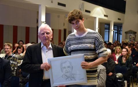 Medizinnobelpreisträger am Kurpfalz-Internat